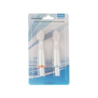 2 электрозвуковые насадки-щетки для чувствительных зубов к JP200/210
