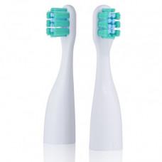 Насадки к детской электрической зубной щетке Brush-Baby Go-Kidz