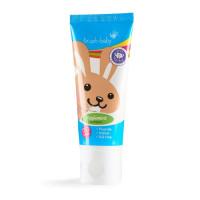 Детская зубная паста Brush-Baby Applemint от 0-3 лет (яблоко-мята) 50 мл