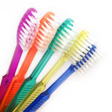 Sherbet - Зубные щетки с нанесенной зубной пастой, 1 шт.