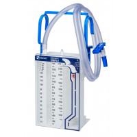 10128 Дренажная система однобаночная двухкамерная