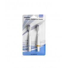 2 электрозвуковые отбеливающие насадки-щетки к JP200/210