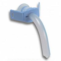 100/506/035 Трахеостомическая трубка Portex без манжеты с коннектором, размер 3,5 мм