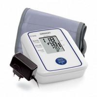 Тонометр для измерения давления OMRON M2 Basic с адаптером