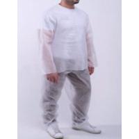 Костюм медицинский «КОМФЭКС» с длинным рукавом с резинкой
